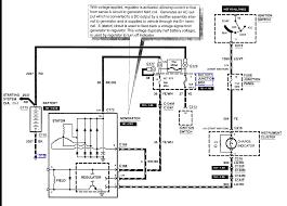 1999 ford ranger alternator wiring diagram 1999 wiring diagrams