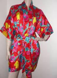 Vanity Fair Housecoat Vtg Vanity Fair Turquoise Blue Dacron Polyester Short Robe Zip