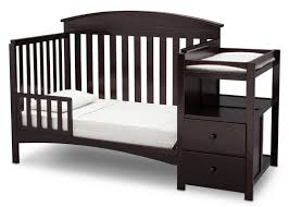 Delta Canton 4 In 1 Convertible Crib by Delta Furniture Delta Children 2 In 1 Changing Table And