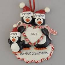 grandparent ornaments personalized time grandparents will this ornament the bottom says