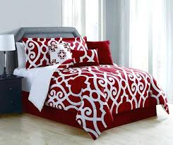 Leopard Bed Set Leopard Print Comforter Bed Bath Black Bedding Set White