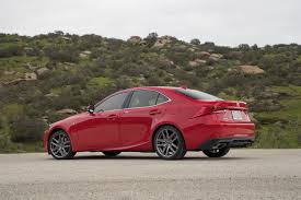 lexus sport sedan 2017 2017 lexus is 200t first test review motor trend