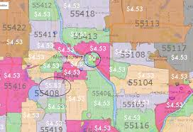 Zip Code Map Of Chicago by Directv U0027s Regional Sports Fees Make No Sense You May Be Paying