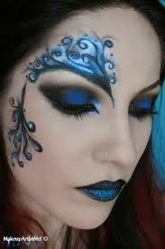 Colorful Halloween Makeup by 46 Best Makeup Nature Inspired Images On Pinterest Make Up