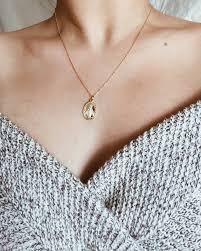gold necklace vintage images Vintage pendant necklace gold ashley summer co jpg