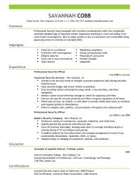 Resume Warehouse Supply Sergeant Resume Sample Security Forces Resume Resume Cv