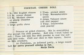 cocktail party food part 3 gram u0027s recipe box