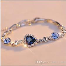 bracelet luxury crystal images 2018 fashion crystal swarovski bracelets luxury 925 sterling jpg