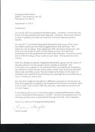 integrated restoration cleveland ohio letter of the month