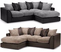 BLACKGREY OR BROWNBEIGE Brand New Byron  And  Sofa Or - Corner sofa london 2