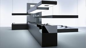 robinet cuisine design cuisine noir et blanc cuisine noir et blanc on decoration d
