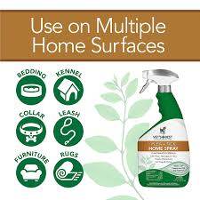 amazon com vet u0027s best natural flea and tick home spray 32 oz