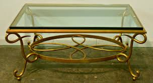 gold marble coffee table home for you metal frame 1431617877 840