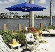 Outdoor Patio Set With Umbrella Fantastic Patio Furniture With Umbrella Aluminum Outdoor Umbrellas
