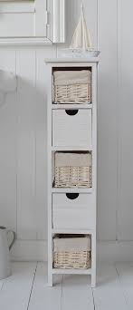 White Freestanding Bathroom Storage Best 25 Freestanding Bathroom Storage Ideas On Pinterest White