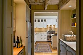 Kitchen And Laundry Design Pantry And Laundry Farmhouse Kitchen Portland Maine By
