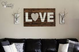 Wonderful DIY Living Room Wall Decor  Best Ideas About Diy Wall - Living room diy decor