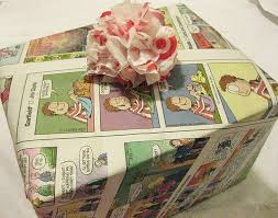 recycled wrapping paper eco friendly gift ideas furniture home design ideas