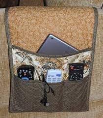 Armchair Remote Holder Intermediate Projects For Growing Sewing Skills Beyond The Basics