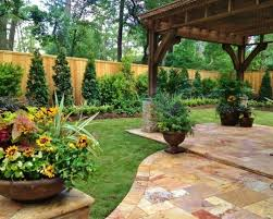Home And Decor Magazine Back Yard Fence And Then Landscaping Really Enjoy The Curved