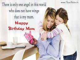 happy birthday quotes for mother from daughter u0026 son