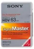 hdv cassette transfert de hdv et dvcam transfert vid礬o 83