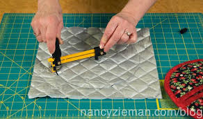 free patterns quilted potholders nancy zieman donna fenske sew quilted potholders nancy zieman