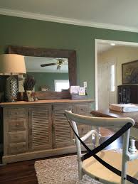 charleston gazette mail pulitzer prize winning west virginia a rustic chic mirror complements the new sage green wall color and the louvered cabinet gives becky all of the storage solutions she needed in her new