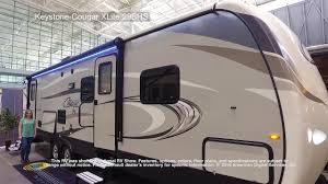 Keystone Cougar Fifth Wheel Floor Plans Keystone Cougar Xlite 29bhs Youtube