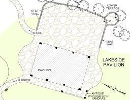 pavilion floor plan u2039 rock lake ranch anderson texas