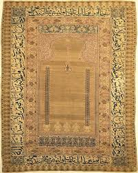 Ottoman Rug Antique Ottoman Prayer Rug With Pendant Santa Barbara