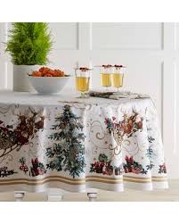 christmas tablecloth don t miss this deal on twas the before christmas