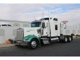 Sleeper Trucks With Bathrooms Kenworth W900l For Sale 62 Listings Page 1 Of 3