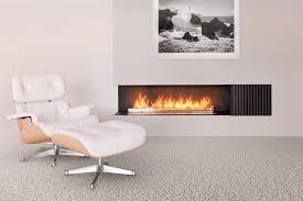 bioethanol fireplace insert remote controlled fla xt planika