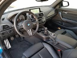 bmw inside 2016 test drive 2016 bmw m2 the daily drive consumer guide the