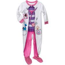 doc mcstuffins ap infant toddler girls licensed sleepwear