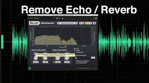 sound we deal in audio remove echo and reverb from dialogue audio with 3rd party plugins