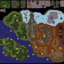 dungeon siege 3 map dungeon siege ii 0 44 warcraft 3 maps epic war com