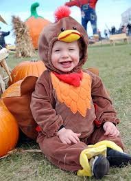 baby turkey costume costume model ideas