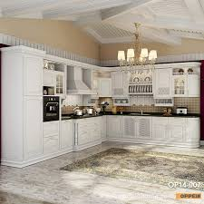 op14 007 traditional birch solid wood kitchen cabinet