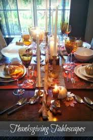 beginner friendly thanksgiving tablescape casual decor autumnal