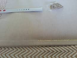 king upholstered headboard with nailhead trim tutorial 7 easy steps to a diy upholstered headboard with nail
