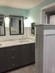 ikea kitchen cabinets in the bathroom new bath w ikea sektion cabinets image heavy