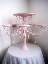 Upside Down Crystal Chandelier Best 25 Chandelier Cake Stand Ideas On Pinterest Silver Diamond