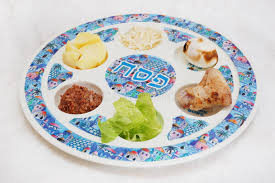 seder plate ingredients passover seder plate stock photo image of letters lettuce 18815688