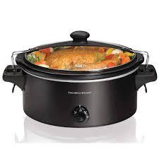 black friday slow cooker slow cookers hamiltonbeach com