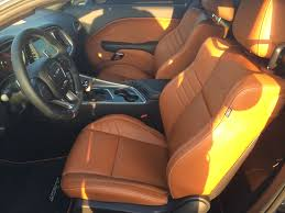 hellcat challenger 2017 interior upgraded leather seats y n srt hellcat forum
