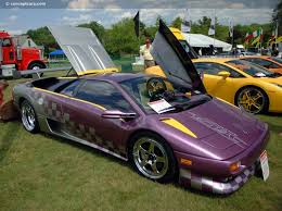 lamborghini diablo jota 1991 lamborghini diablo jota americana image chassis number mla12182
