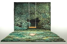 Leftover Carpet Into Rug Amazing Landscape Carpets Transform Your Living Room Into A Lush