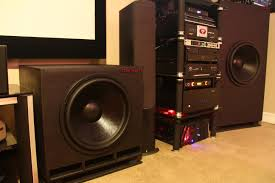 3 subwoofers home theater your